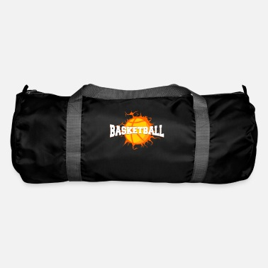 Basketball Player Basketball basketball player basketball player Bball - Duffel Bag
