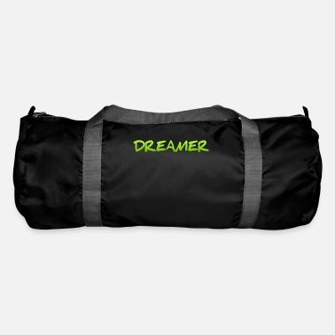 Bed With Satisfaction Dreamer Dreaming Sleeping Hope Confidence Shirt - Duffle Bag