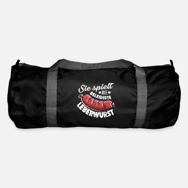 Insult Insulted liverwurst - Duffle Bag