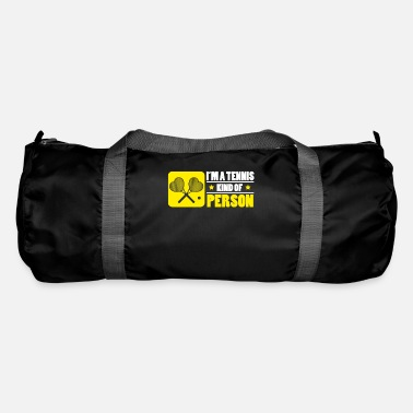 Tennis Player Tennis player tennis player - Duffle Bag