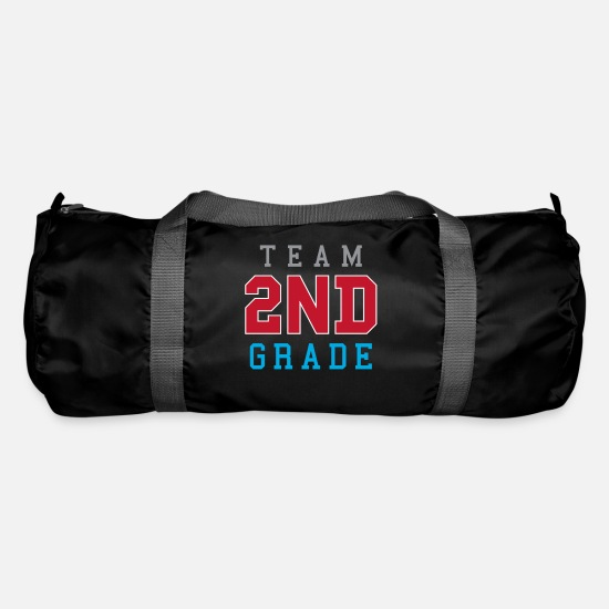School Bags & Backpacks - Team 2nd Grade - Duffle Bag black