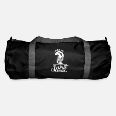 Stinker Skunk animal stinker - Duffle Bag