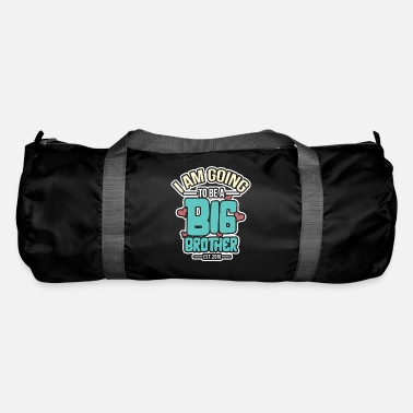 Big Big Brother Est. 2018 - Sac de sport