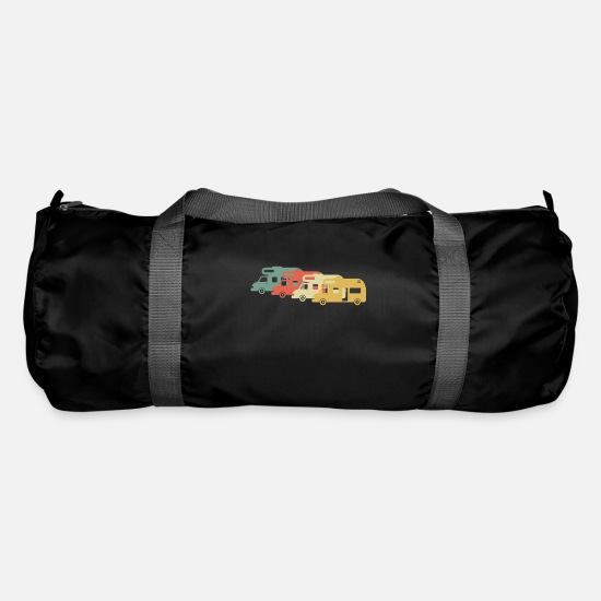 Tent Bags & Backpacks - camping - Duffle Bag black