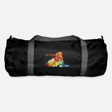 Berger Allemand Chiot Golden Retriever - Sac de sport