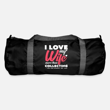Collections Collecting - Duffle Bag