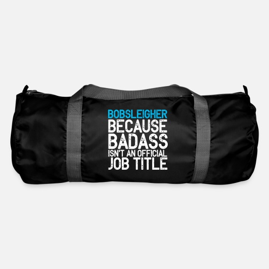 Bob Bags & Backpacks - Bobsleigh Bobsleigh - Duffle Bag black