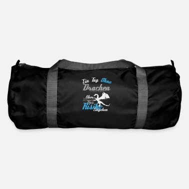 Dragons Dragon Dragon Dragon Dragon - Duffle Bag