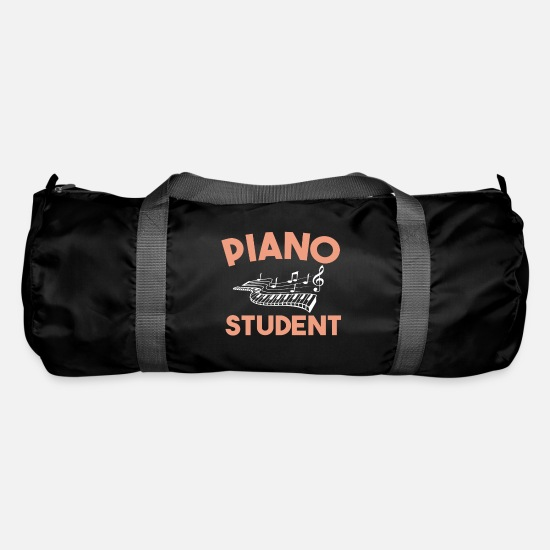 Piano Bags & Backpacks - Piano - student - piano - student - Duffle Bag black