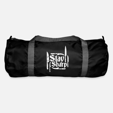 Sharp Sharp - Duffle Bag