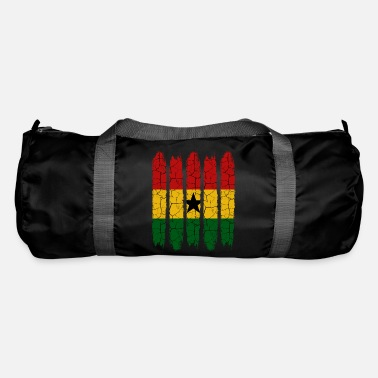 National Trendy Ghana Moderne National Farver Country Gift - Sportstaske