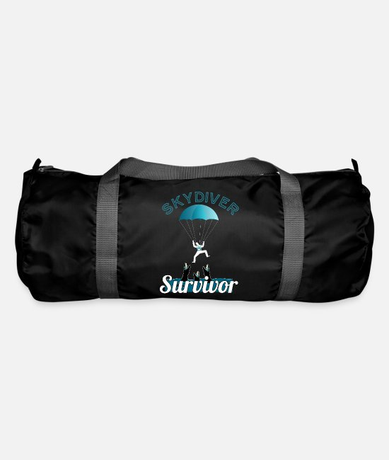 Skydiving Bags & Backpacks - Skydiver Survivor - Duffle Bag black