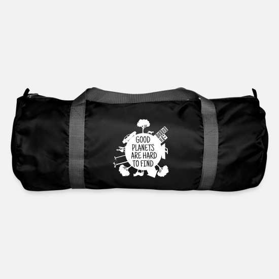 Environment Bags & Backpacks - Environment, Climate Protection | design - Duffle Bag black