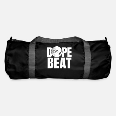 Scratch Dope Beat HipHop Rap Musik - Sporttasche