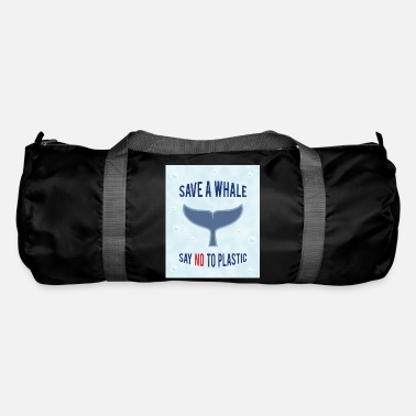 Save a Whale - Duffle Bag