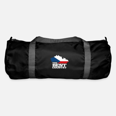 Czech Republic Prague Europe EU Euro - Duffle Bag