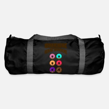 Food Food is First - Duffle Bag