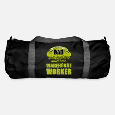 Bug WAREHOUSE WORKER DAD - Duffle Bag
