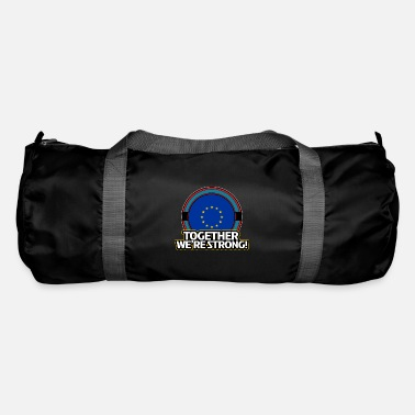 EU European Union Europe Cohesion Euro - Duffle Bag