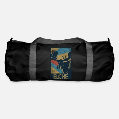 Asian Moose gift - Duffle Bag