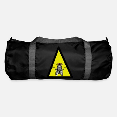Fly-insect Fly Fly Insect insect animals - Duffle Bag