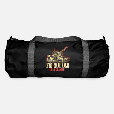 World War Ii Panzer WWII military ww2 gift idea - Duffle Bag