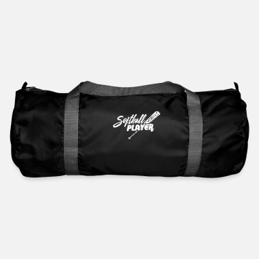 Softball Softball softball player - Duffle Bag
