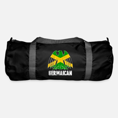 Flag Of Germany Jamaica Germany - Duffle Bag