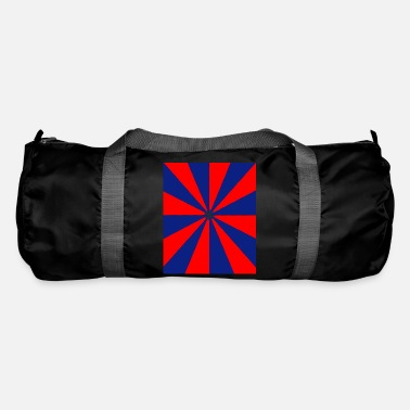 Red red blue red - Duffle Bag