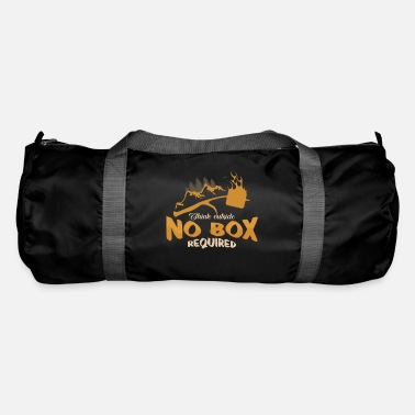 To Camp camping - Duffle Bag