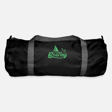 Boat Boat trip boat boats boating ship yacht - Duffle Bag