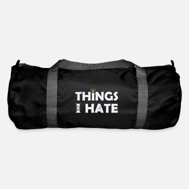 Video Buffer Things i hate internet charging battery - Duffle Bag
