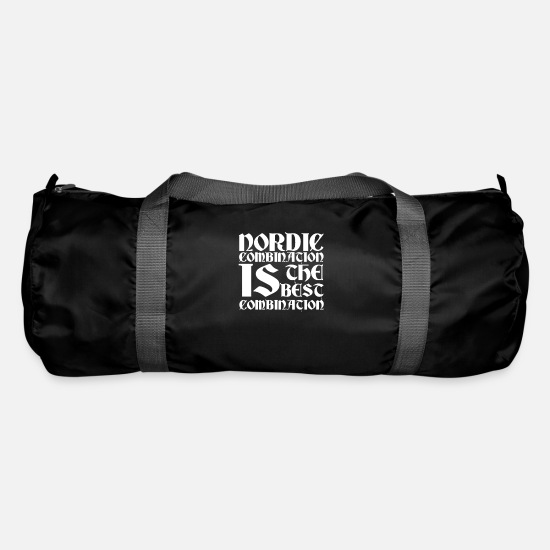 Gift Idea Bags & Backpacks - Combination Nordic Sport Combiner Nordic - Duffle Bag black