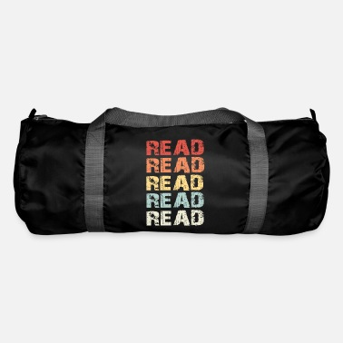 Reading Read Read - Duffle Bag