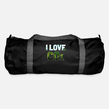 Carbon Dioxide CO2 carbon dioxide - Duffle Bag