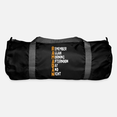 Islamic Islam Turkey Ramadan Muslim Muslim Gift Re - Duffle Bag