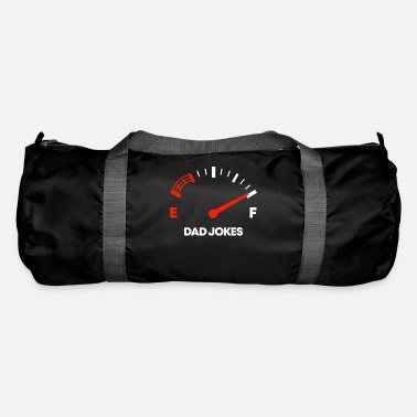 Graduation Jokes Tank is Full of Funny Dad Jokes - Duffle Bag