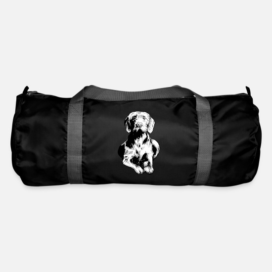 Dog Friend Bags & Backpacks - Pudelpointer - Duffle Bag black