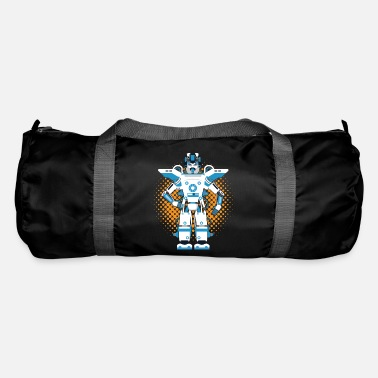 Robot Robots and robotics - Duffle Bag