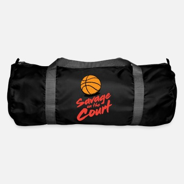 Court Brutal on the court - Duffle Bag