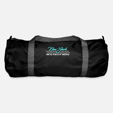 New York New York, New York - Duffle Bag
