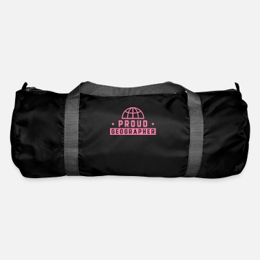 Geographic geographer - Duffle Bag
