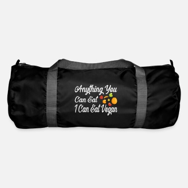 Eco Vegetarian vegan - Duffle Bag