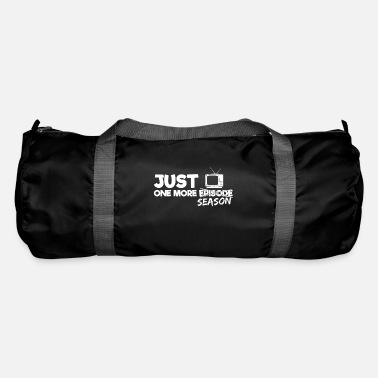 Sayings Just one more season - Duffle Bag