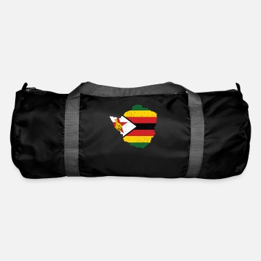 South Africa Zimbabwe Africa shirt gift idea - Duffle Bag