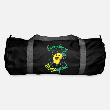 Ghost Mangonificent food and mango lover gift - Duffle Bag