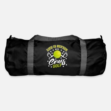 Cross Golf Cross golf Cross golfers Cross golf - Duffle Bag