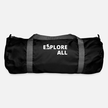 Switzerland EXPLORE ALL MAN MOUNTAINEERING MOUNTAINEERING GIFT - Duffle Bag