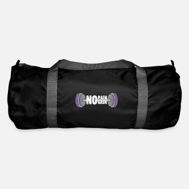 Biceps No pain no gain - Duffle Bag