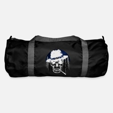 Horror Film Ghost horror forest spooky halloween creature - Duffle Bag